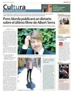 Última Hora - 10 jul 2012 - Page #55 Pons Alorda i Albert Serra-page-001
